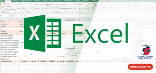 Artículos y tips sobre Excel - Computación del Golfo
